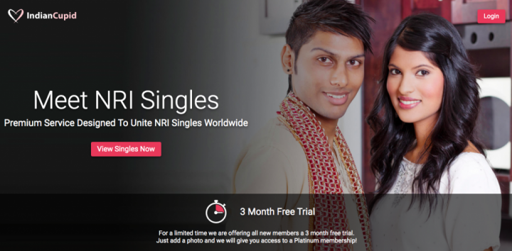 main page IndianCupid