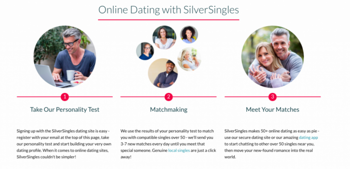 online dating with SilverSingles